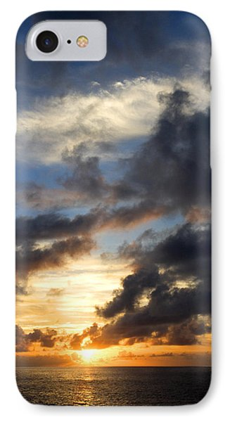 Tropical Sunset IPhone 7 Case by Fabrizio Troiani