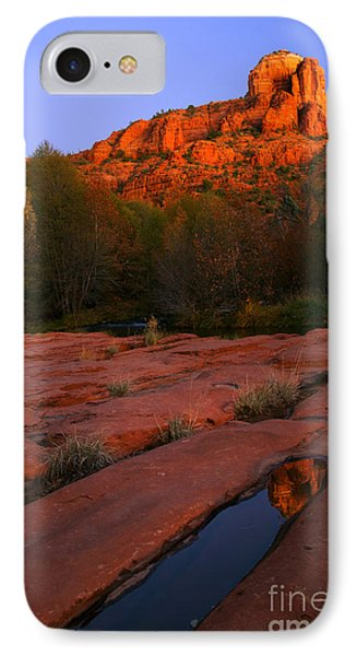 Twilight Cathedral IPhone Case by Mike  Dawson
