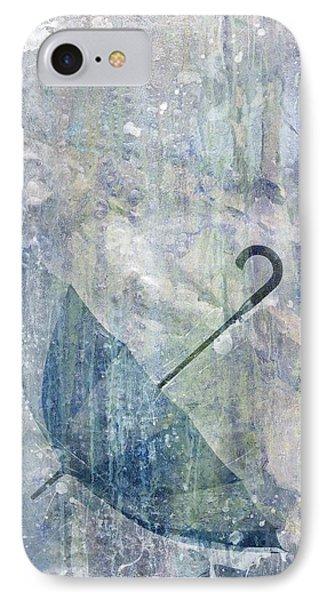Umbrella IPhone Case by Brett Pfister