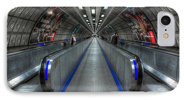 Underground Life 01 Phone Case by Svetlana Sewell