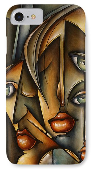 Urban Expression Phone Case by Michael Lang