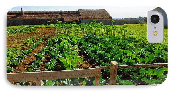 Vegetable Farm Phone Case by Carlos Caetano
