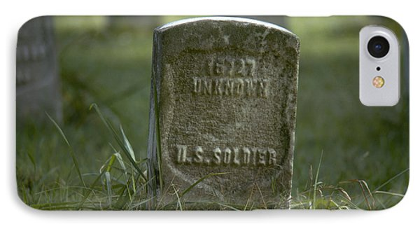 Vicksburg: Tombstone IPhone Case by Granger