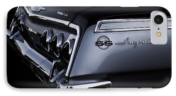 Vintage '62 Impala Ss IPhone Case by Douglas Pittman