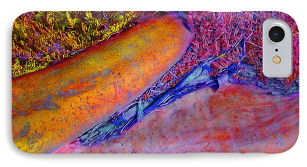 IPhone Case featuring the digital art Waking Up by Richard Laeton