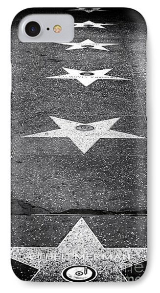 Walk Of Fame Phone Case by John Rizzuto
