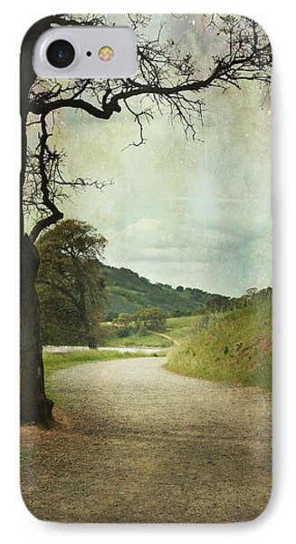 Walk Of Life Phone Case by Laurie Search