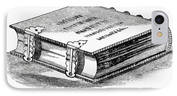 Washington: Bible IPhone Case by Granger