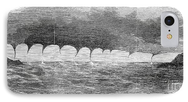 Waterspouts, 1856 Phone Case by Granger
