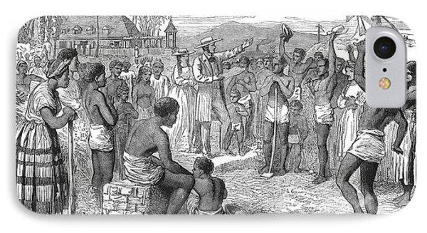 West Indies: Emancipation Phone Case by Granger