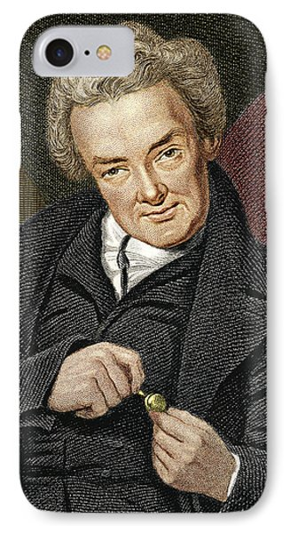 William Wilberforce, British Politician IPhone Case by Sheila Terry