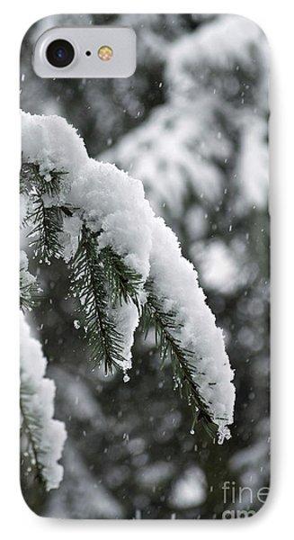 Winter Charm Phone Case by Gwyn Newcombe