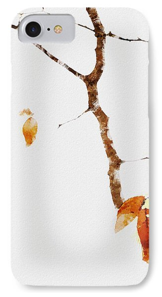 Winter Interludes Phone Case by Ron Jones