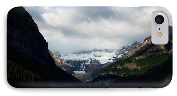 Wonderland Of Lake Louise Phone Case by Karen Wiles