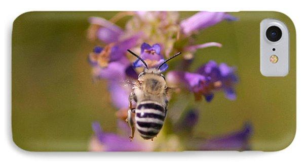 Worker Bee Phone Case by Mitch Shindelbower