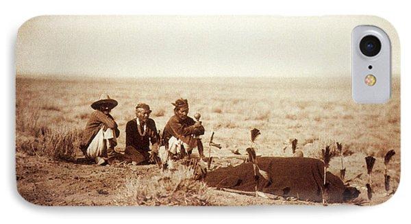 Yebichai Sweat, 1905 Phone Case by Photo Researchers