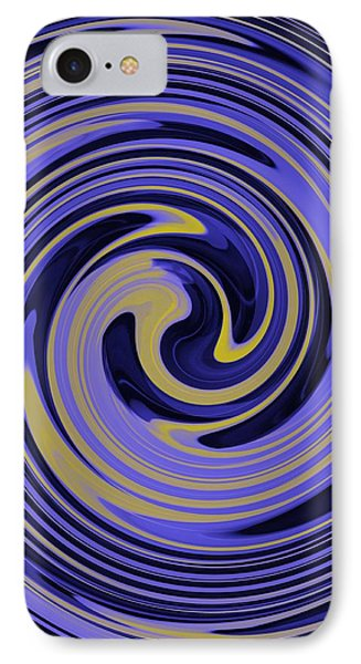 You Are Like A Hurricane IPhone Case by Bill Cannon
