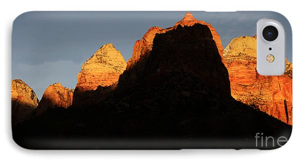 Zion The Great Wall Phone Case by Bob Christopher