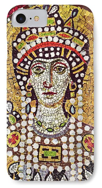 Theodora (c508-548) Phone Case by Granger