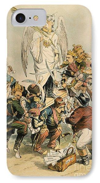 Otto Von Bismarck Phone Case by Granger
