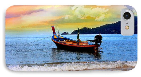 Thailand IPhone Case by Mark Ashkenazi