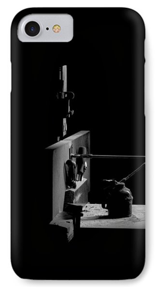 Acoustic Guitar IPhone Case by Dave Paquet
