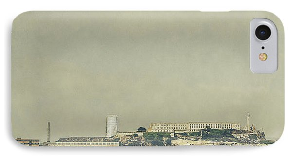 Alcatraz IPhone Case by Andrew Paranavitana