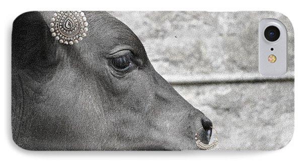 Animal Royalty 13 IPhone Case by Sumit Mehndiratta