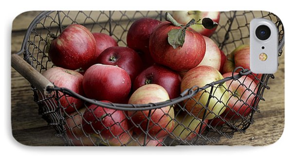 Apples IPhone Case by Nailia Schwarz
