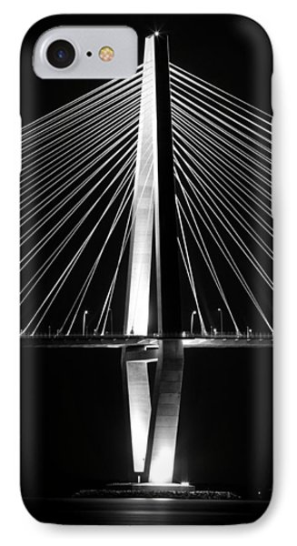 Arthur Ravenel Jr. Bridge  Phone Case by Dustin K Ryan
