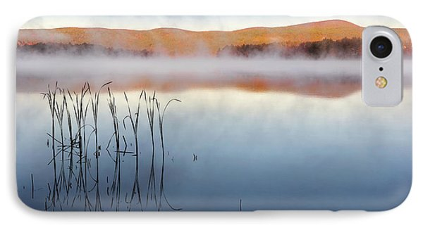 Autumn Fog IPhone Case by Bill Wakeley