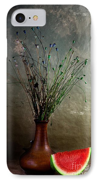 Autumn Still Life IPhone 7 Case by Nailia Schwarz