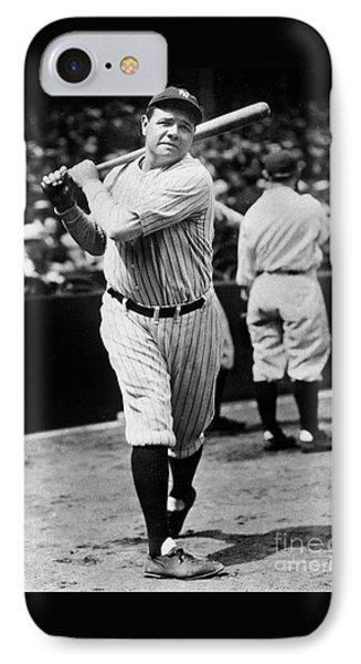 Babe Ruth IPhone 7 Case by American School