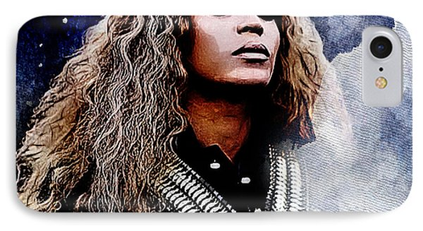 Beyonce  IPhone Case by The DigArtisT