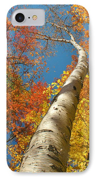 Canadian Autumn Phone Case by Mircea Costina Photography