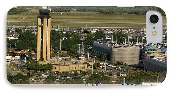 Charlotte Douglas International Airport IPhone Case by David Oppenheimer
