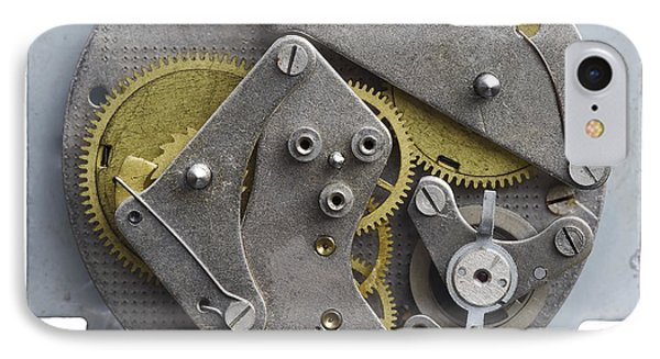 Clockwork Mechanism Phone Case by Michal Boubin