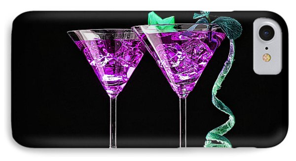 Cocktails Collection IPhone Case by Marvin Blaine