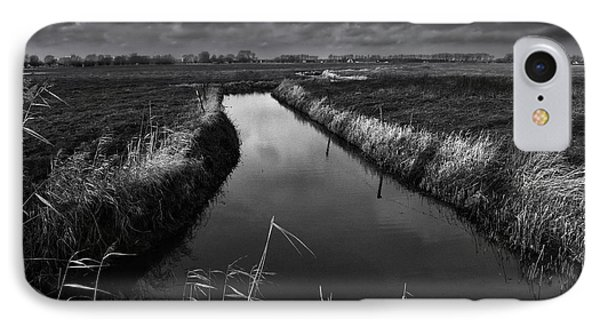 Damme, Belgium IPhone Case by Stephen Smith