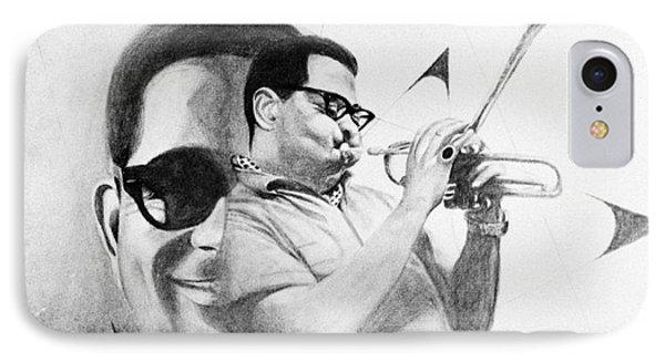 Dizzy Gillespie (1917-1993) Phone Case by Granger