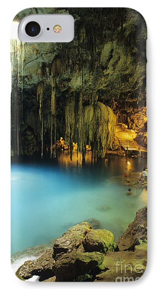Dzitnup Natural Well Phone Case by Bill Schildge - Printscapes
