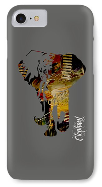 Elephant Collection IPhone Case by Marvin Blaine
