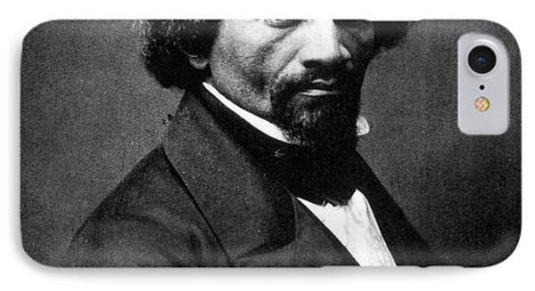 Frederick Douglass IPhone Case by Granger