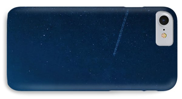 Into The Wild Blue Yonder IPhone Case by Steve Harrington