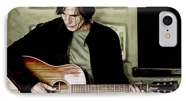 Jackson Browne Collection IPhone Case by Marvin Blaine