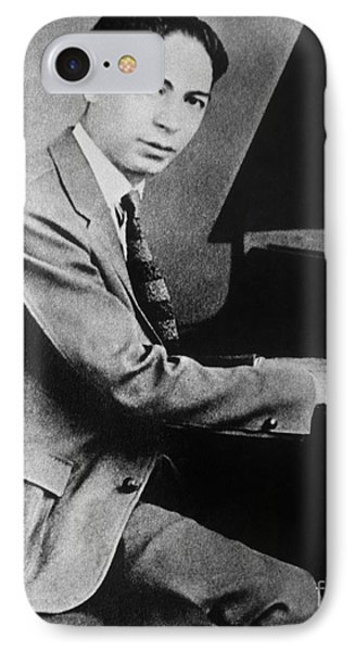 Jelly Roll Morton IPhone Case by Granger