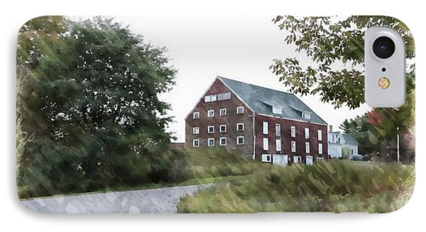 Maine Barn IPhone Case by Marcia L Jones