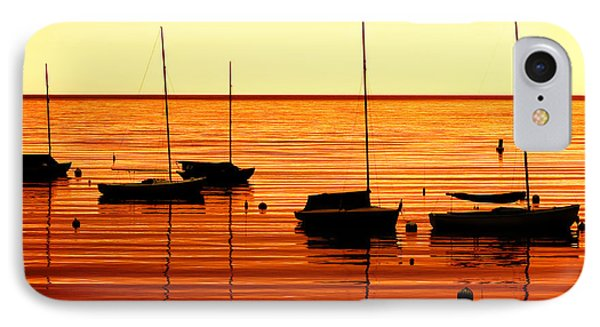 Morning Over Rockport IPhone Case by Todd Klassy