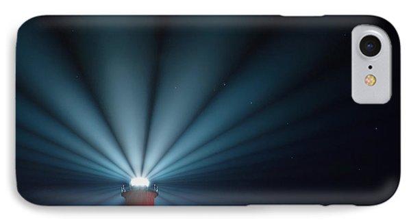 Nauset Beach Light 2015 IPhone Case by Bill Wakeley