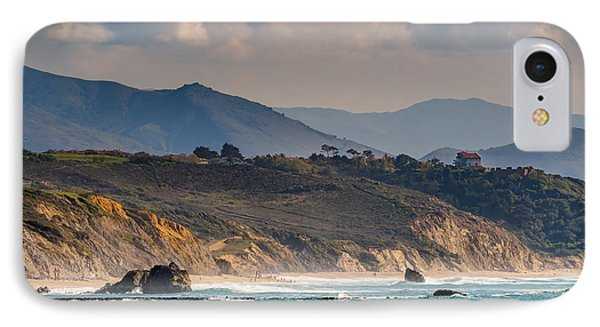 IPhone Case featuring the photograph Pays Basque by Thierry Bouriat